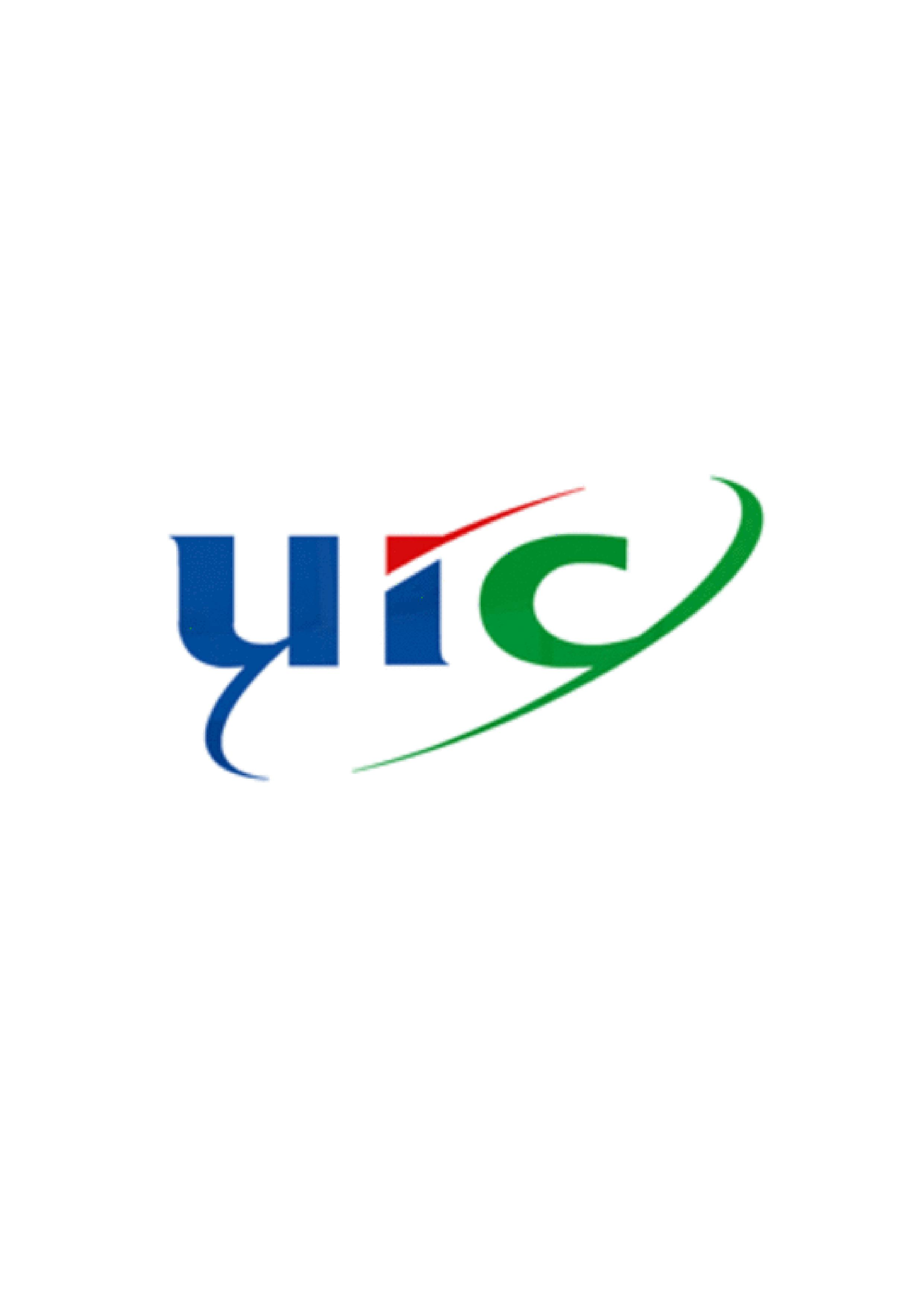 Rapport UIC Transport Combiné – 2018