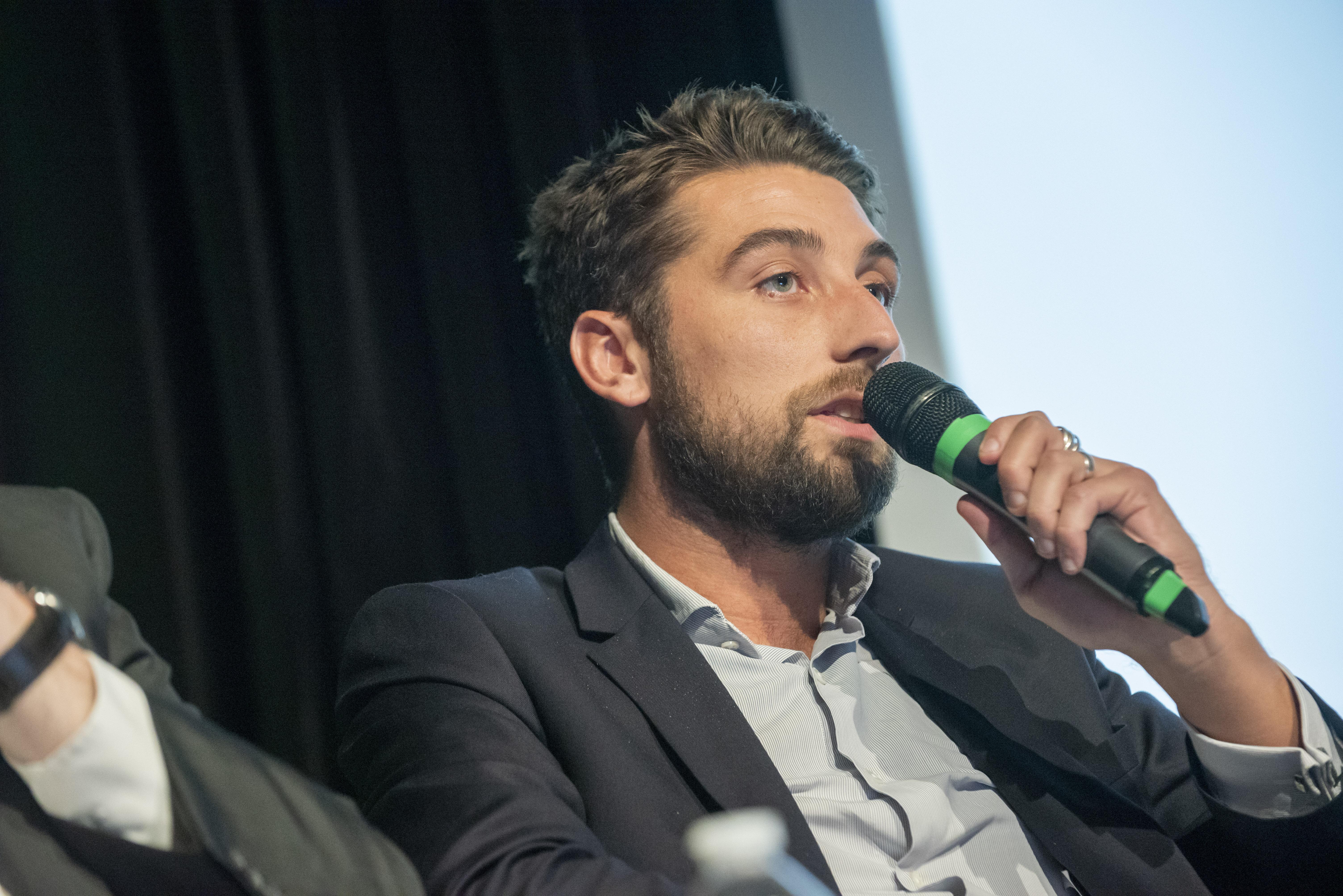 Thibault FRUITIER, Nouveau Président de la Commission ferroviaire et Terminaux