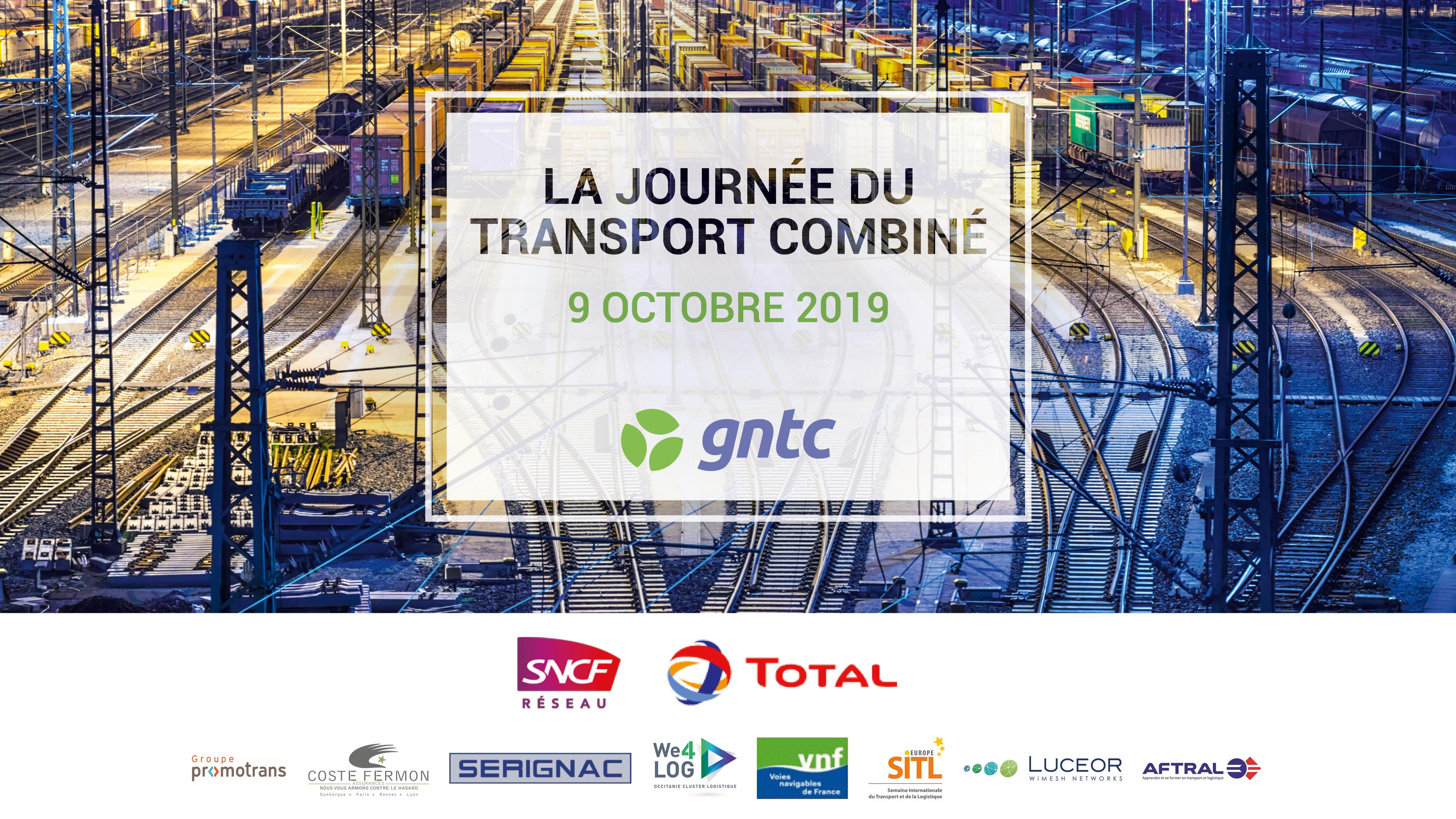 Retour sur la Journée du Transport Combiné – 9 octobre 2019