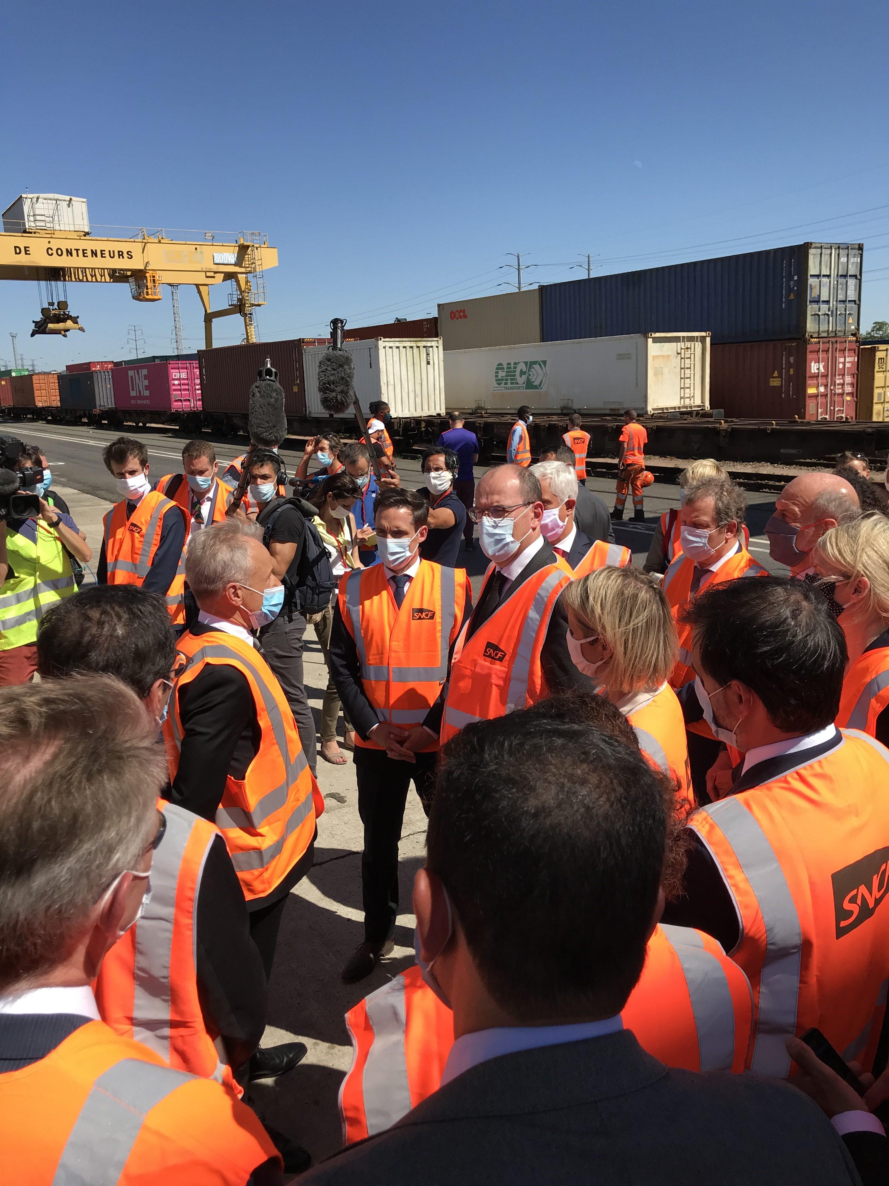 Les annonces encourageantes du Premier ministre sur le fret ferroviaire et combiné