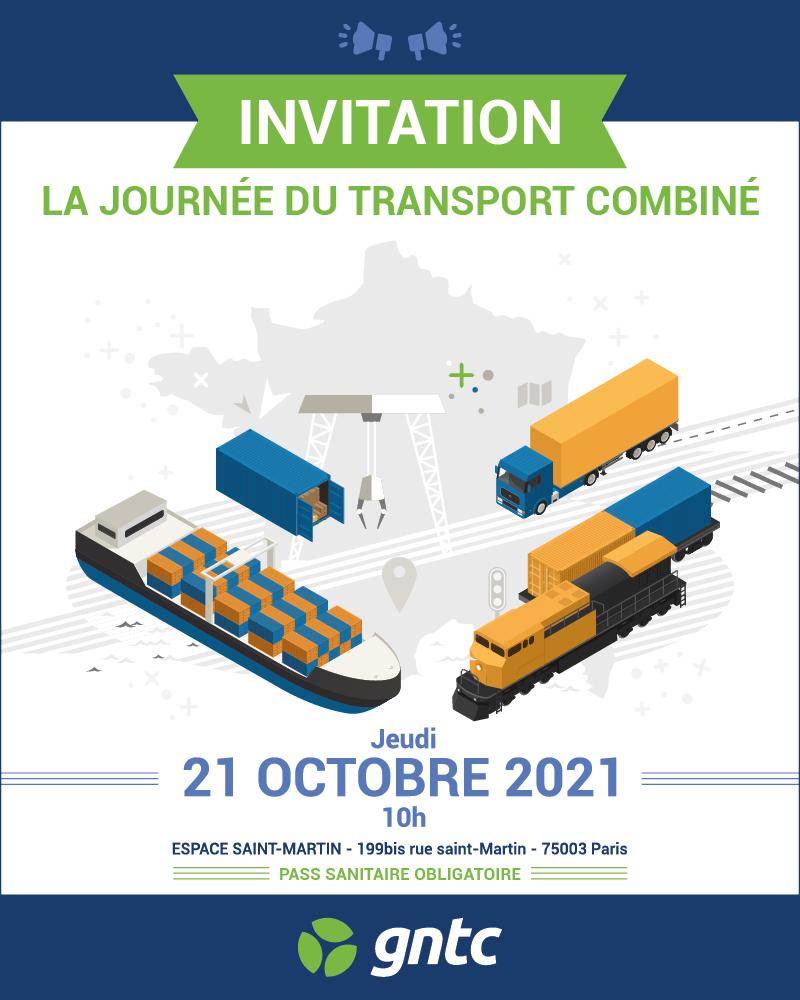 Journée du Transport Combiné 21/10/2021